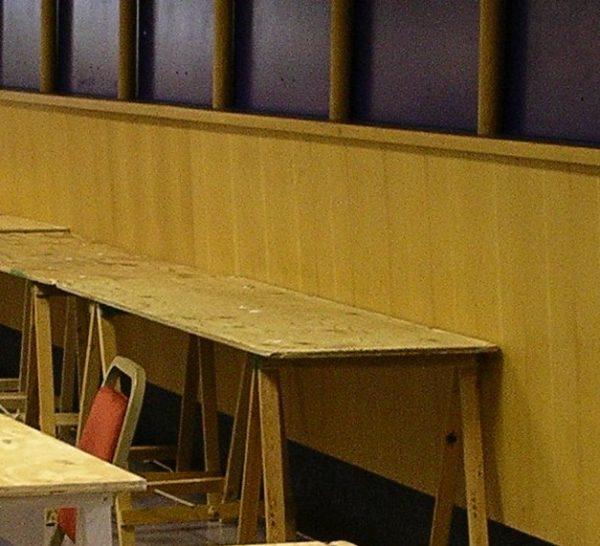 Rear Table